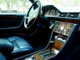 1990 Mercedes-Benz E Class Interiors
