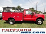 2008 Ford F350 Super Duty XL Regular Cab 4x4 Chassis Commercial Data, Info and Specs