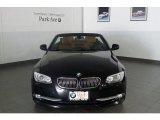 2011 Black Sapphire Metallic BMW 3 Series 328i Convertible #52453231