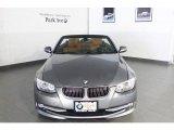 2011 Space Gray Metallic BMW 3 Series 328i Convertible #52453232