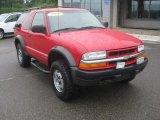 Chevrolet Blazer 2002 Data, Info and Specs