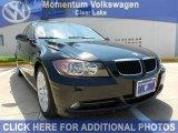 2008 Black Sapphire Metallic BMW 3 Series 328xi Sedan #52454381