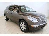 2010 Cocoa Metallic Buick Enclave CXL AWD #52454101