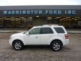 2009 White Suede Ford Escape Limited V6 4WD #52453833