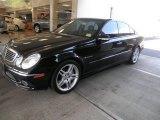 2004 Mercedes-Benz E 55 AMG Sedan