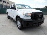 2011 Super White Toyota Tundra Double Cab #52453574