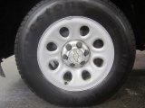 2010 Chevrolet Silverado 1500 Extended Cab Wheel