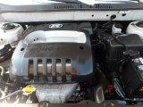 2002 Hyundai Santa Fe Engines