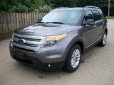 2011 Sterling Grey Metallic Ford Explorer XLT 4WD #52454146