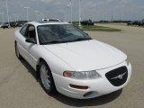 1997 Chrysler Sebring Bright White
