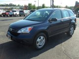 2009 Royal Blue Pearl Honda CR-V LX #52454159