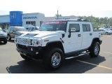 2006 White Hummer H2 SUT #52453889