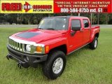 2009 Victory Red Hummer H3 T #52454175