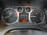 2009 Hummer H3 T Gauges