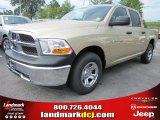 2011 White Gold Dodge Ram 1500 ST Crew Cab #52547409