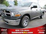 2011 Mineral Gray Metallic Dodge Ram 1500 ST Quad Cab #52547412