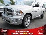 2011 Bright Silver Metallic Dodge Ram 1500 Big Horn Quad Cab 4x4 #52547414