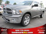 2011 Mineral Gray Metallic Dodge Ram 1500 Big Horn Quad Cab 4x4 #52547415