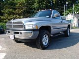 1998 Light Driftwood Satin Glow Dodge Ram 1500 Laramie SLT Regular Cab 4x4 #52547431