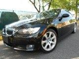 2008 Black Sapphire Metallic BMW 3 Series 328xi Coupe #52547444