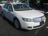 2008 White Suede Lincoln MKZ Sedan #52547927