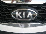 Kia Forte 2012 Badges and Logos