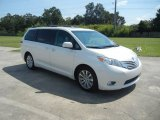 2011 Super White Toyota Sienna Limited #52547756