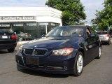 2008 Monaco Blue Metallic BMW 3 Series 328xi Sedan #52547282