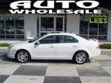 2008 White Suede Ford Fusion SEL V6 #52547621