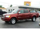 2005 Salsa Red Pearl Toyota Tundra SR5 Double Cab #52547624