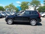 2009 Crystal Black Pearl Honda CR-V EX 4WD #52547950