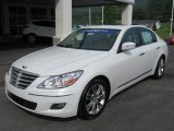 2011 Hyundai Genesis 4.6 Sedan Front 3/4 View