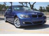 2011 Montego Blue Metallic BMW 3 Series 328i Sedan #52547639