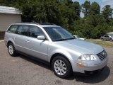 2002 Volkswagen Passat Reflex Silver Metallic