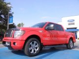 2011 Race Red Ford F150 FX2 SuperCrew #52547336