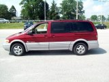 2000 Pontiac Montana Redfire Metallic