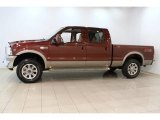 2005 Ford F250 Super Duty King Ranch FX4 Crew Cab 4x4 Data, Info and Specs