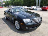 2006 Chrysler Crossfire Limited Roadster Front 3/4 View