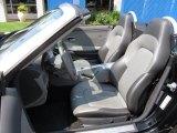 2006 Chrysler Crossfire Limited Roadster Dark Slate Gray/Medium Slate Gray Interior