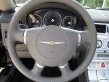 2006 Chrysler Crossfire Limited Roadster Steering Wheel