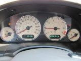 2003 Chrysler Town & Country LXi Gauges