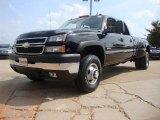 2006 Chevrolet Silverado 3500 Black