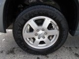 Isuzu Ascender 2008 Wheels and Tires