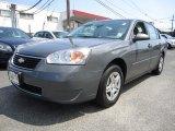 2007 Dark Gray Metallic Chevrolet Malibu LS Sedan #52598369