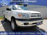 2005 Natural White Toyota Tundra Regular Cab #52598910