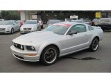 2005 Satin Silver Metallic Ford Mustang GT Premium Coupe #52598568