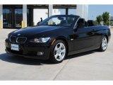 2010 Jet Black BMW 3 Series 328i Convertible #52598585