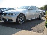 2008 Titanium Silver Metallic BMW 3 Series 335xi Coupe #52598943