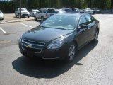 2012 Black Granite Metallic Chevrolet Malibu LT #52598761