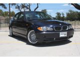 2002 Orient Blue Metallic BMW 3 Series 330i Sedan #52598620